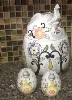 Cookie Jars ~ on Pinterest   Cookie Jars, Vintage Cookie Jars and ...