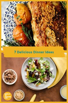 Entertaining Guests This Weekend? #SpreadTheMustard with These 7 Delicious Dinner Menu Ideas