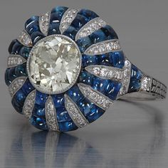 Art Deco Jewelry | Fay Cullen I SO need this in my life!
