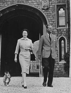 Queen And Prince Phillip, Prince Philip, Princess Elizabeth, Queen Elizabeth Ii, Guides Uniform, British Royal Families, Her Majesty The Queen, Elisabeth, British Monarchy