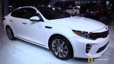2016 KIA Optima SXL - Exterior and Interior Walkaround - Debut at 2015 N...