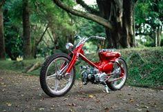 Honda   Recycled '82 Cub by jeZel