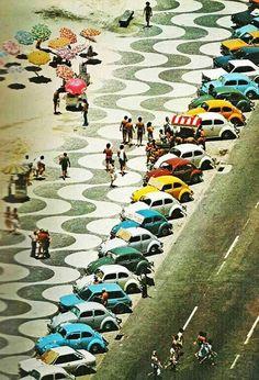we-are-bric-a-brac:  Roberto Burle Marx - Copacabana Promenade, Rio De Janeiro, Brasil