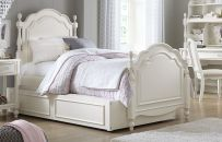 Harmony by Wendy Bellissimo. legacy #furniture #pretty #sweet #clean #bedroom #decor #white #classic