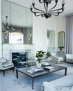 An Eye for Elegance: A New York City Apartment Designed by William Sofield - ELLE DECOR