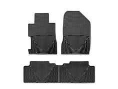 2009 Honda Civic | All-Weather Car Floor Mats by WeatherTech - traps water, road salt, mud and sand | WeatherTech.com
