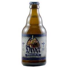 Cerveja Belga Witbier Diva Belgian Craft Ale 330ml