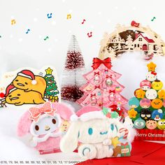 Just released  Hello Kitty, My Melody, Gudetama and more holiday greeting  cards. 0951774e34