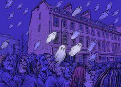 CITY OF THE DEAD Westgate Buildings Bath BA1, UK 51.380414, -2.362174