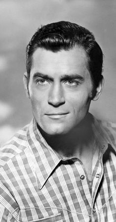 """Clint Walker  starred as cowboy """"Cheyenne"""". 1955 -1962  One of the many westerns on TV at that time. The TV Western reigned supreme in the Fifties and Sixties. There were about 120 of them depending on what you consider a Western."""