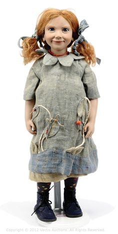 Zwergnase Celest, Vinyl Doll By Nicole Marschollek | Vectis Toy Auctions