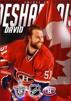 David Desharnais Montreal Canadiens, Stanley Cup Playoffs, Hockey Teams, My Boys, Nhl, All Star, David, Stars, Photos