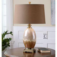 Uttermost Eadric Ceramic Table Lamp at Destination Lighting
