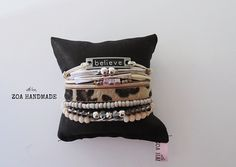Model name: BRAVE ZOA HANDMADE bracelets