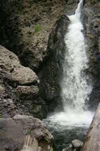 Four Mile Falls, Pagosa Springs Colorado