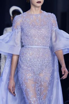 """mulberry-cookies: """"Ralph & Russo Fall 2014 Haute Couture (Details) """""""