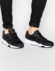 Puma R698 Reflective Pack Trainers