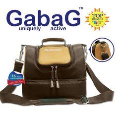 Borneo Bag - Brown
