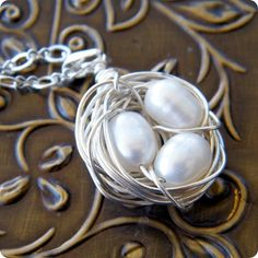 Nest necklace!