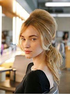 Rosemarie Rocks: Big Bad Beehive (hair tutorial)
