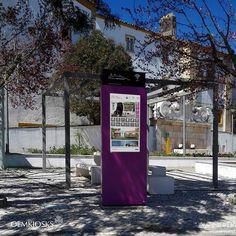 Free Wi-Fi: Digital billboards DOOH for the village of Arronches in Portugal Town Hall, Billboard, Landline Phone, Multimedia, Wi Fi, Portugal, Technology, Digital, Free