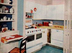 Ladies Home Journal Book of Interior Decoration by Elizabeth T. Halsey 1959