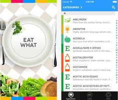 Eat What? Your Quick Access Diet Food Guide App http://www.clouddb.org/eat-what-your-quick-access-diet-food-guide-app