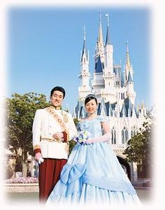 "Here is my second Epic Post, even though it didn't start out as an epic post, it just sort of ended up that way.   This post focuses on the Disney Fairytale Weddings from Tokyo Disneyland & Tokyo Disney Sea , as hosted by a hotel in each park:       ""So,…"