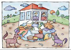 Educa-2: Cuento sobre el cuidado del Medio Ambiente