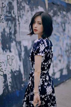 Yun Seon Young milkcocoa women t Korean Beauty, Asian Beauty, Asian Woman, Asian Girl, Asian Fashion, Girl Fashion, Yoon Sun Young, Korean Model, Ulzzang Girl