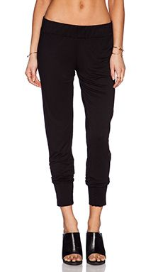Shop for Michael Lauren Peter Pant in Black at REVOLVE. Free day shipping and returns, 30 day price match guarantee. Branding Design, Capri Pants, Pajama Pants, Sweatpants, Outfits, Shopping, Navy, Black, Fashion