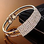 Women's Jewelry Set Rhinestone Include Silver For Anniversary Birthday 2019 - ARS $473.91 Cheap Bracelets, Cheap Jewelry, Jewelry Bracelets, Women's Jewelry Sets, Women Jewelry, Rhinestone Earrings, Plaque, Silver Jewelry, Anniversary