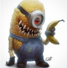 Minnions zombie