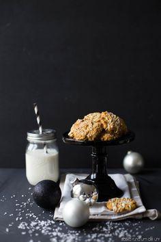SaskiarundumdieUhr: Möhren Marzipan Cookies ♥