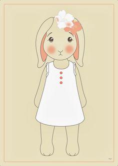 Illustration La p'tite Madeleine