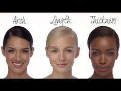 How to Find Your Best Eyebrow Shape | Sephora