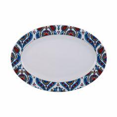 Semerkand Serisi Tekli Ürünler - Karaca My Design, Plates, Tableware, Licence Plates, Dishes, Dinnerware, Plate, Dish