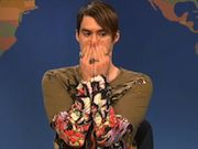 Bill Hader Thinks 'SNL' Character Stefon 'Possibly Will' Come Back (Video)