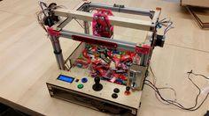 Construye y pasa un rato divertido con esta máquina de feria #arduino #diy #makers