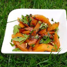 Karotten auf sizilianische Art