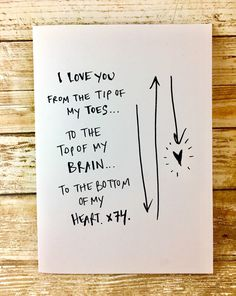 Excited to share this item from my #etsy shop: Love you to the Tip of my Toes, First Anniversary Card for him, Paper Anniversary, Card for wife, 1st wedding anniversary #bottomofmyheart #papergoods Anniversary Cards For Wife, 1st Wedding Anniversary, Paper Anniversary, Anniversary Scrapbook 1 Year, First Anniversary Quotes, Anniversary Funny, Anniversary Message, Anniversary Boyfriend, Boyfriend Birthday