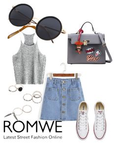 """""""City Walker Jump"""" by bvn01 ❤ liked on Polyvore featuring Converse"""