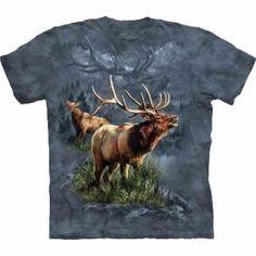 Camiseta Ciervo