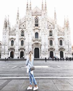 Duomo Di Milano, Milan