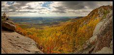 Old Rag Mountain in Shenandoah National Park