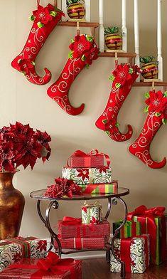 350 Christmas Stockings Ideas Christmas Stockings Stockings Christmas