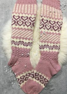 Marimekko, Knitting Socks, Knit Socks