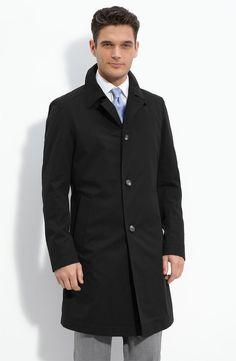 BOSS Black 'The Fenton' Overcoat