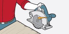 A circular saw is versatile and effective, and there's no reason you can't make flawless cuts with it. But you do have to be using it properly.