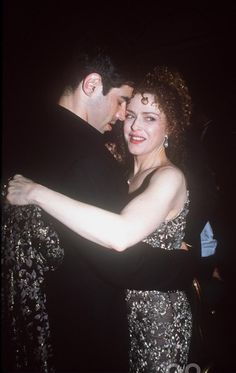 This is so cute and sad! #BernadettePeters